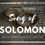 Song of Solomon (1:9-2:7): Marital Love God's Way