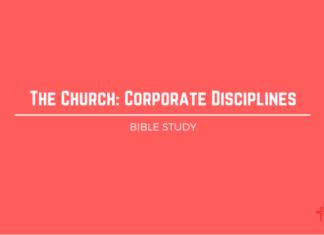 The Church - Corporate Disciplines