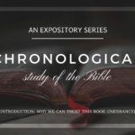 Introduction Why We Can Trust This Book - Inerrancy