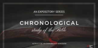 Acts - An Empowered Kingdom