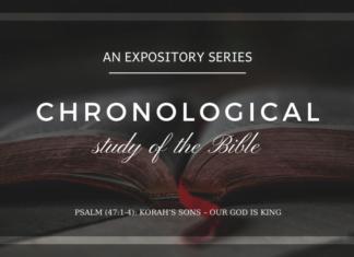 Psalm - Korah's Sons – Our God is King